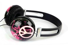 iWorld Peace Headphones